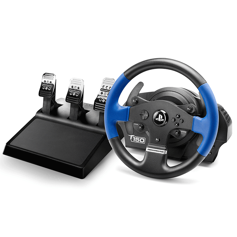 Руль Thrustmaster T150 RS EU PRO Version PS5/PS4/PS3/PC дополнительное изображение 1