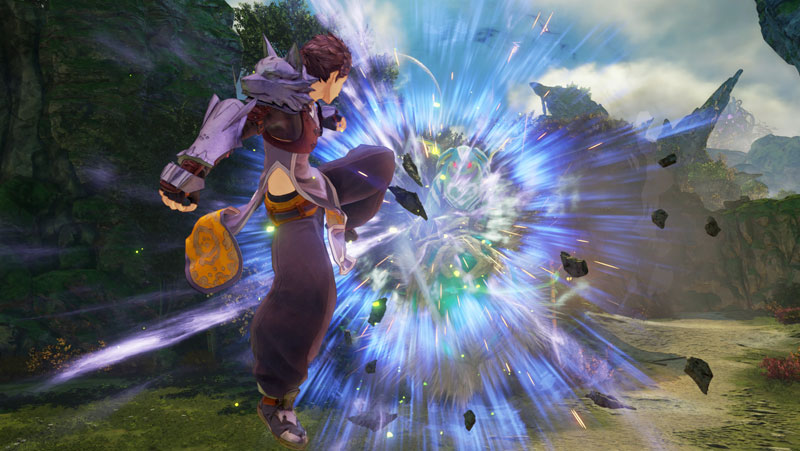 Tales of Arise Collectors Edition  PS5 дополнительное изображение 4