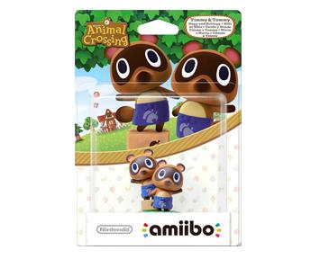 amiibo Timmy and Tommy (Тимми и Томми)[Коллекция Animal Crossing]