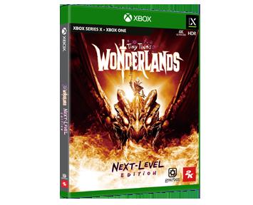 Tiny Tinas Wonderlands Next-Level Edition (Русская версия)(Xbox Series X) ПРЕДЗАКАЗ!