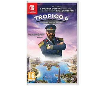 Tropico 6 (Русская версия)(Nintendo Switch)