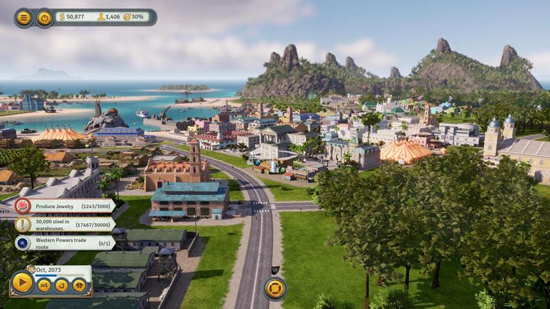 Tropico 6  Nintendo Switch дополнительное изображение 2