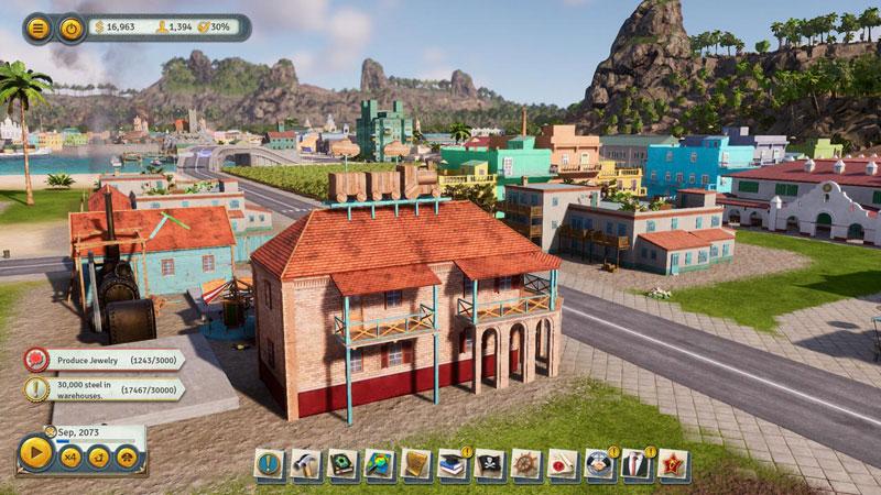 Tropico 6  Nintendo Switch дополнительное изображение 3