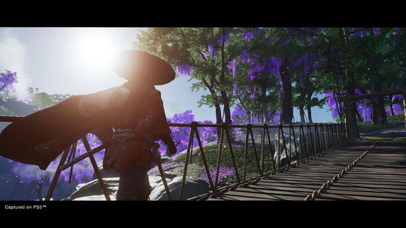 Призрак Цусимы Режиссёрская версия Ghost of Tsushima Director Cut PS5  дополнительное изображение 2