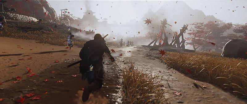 Призрак Цусимы Режиссёрская версия Ghost of Tsushima Director Cut PS5  дополнительное изображение 3