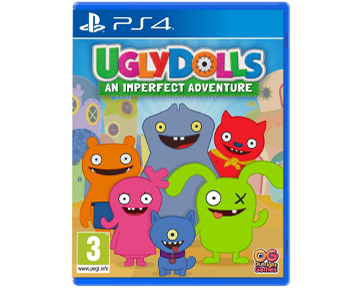 Ugly Dolls An Imperfect Adventure (PS4)