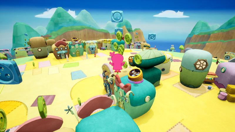 Ugly Dolls An Imperfect Adventure  Nintendo Switch дополнительное изображение 1