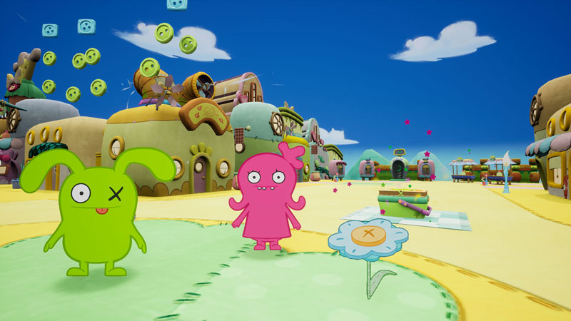 Ugly Dolls An Imperfect Adventure  Nintendo Switch дополнительное изображение 2