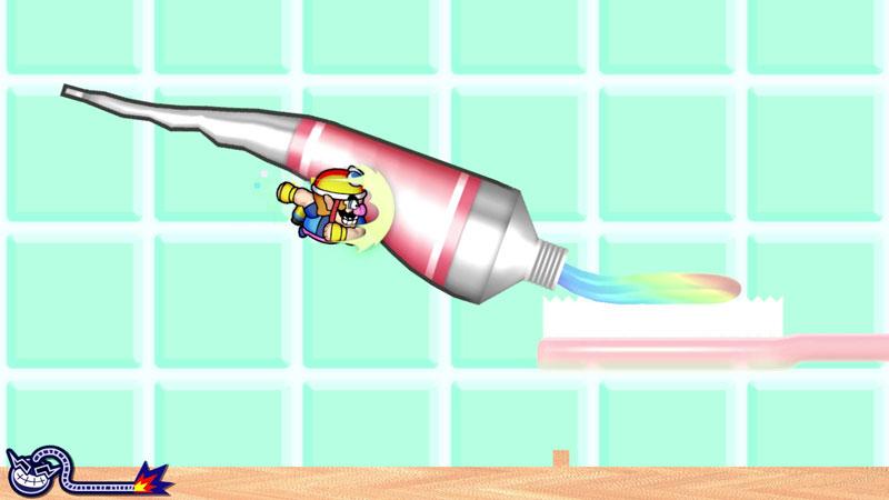 WarioWare Get It Together!  Nintendo Switch дополнительное изображение 3