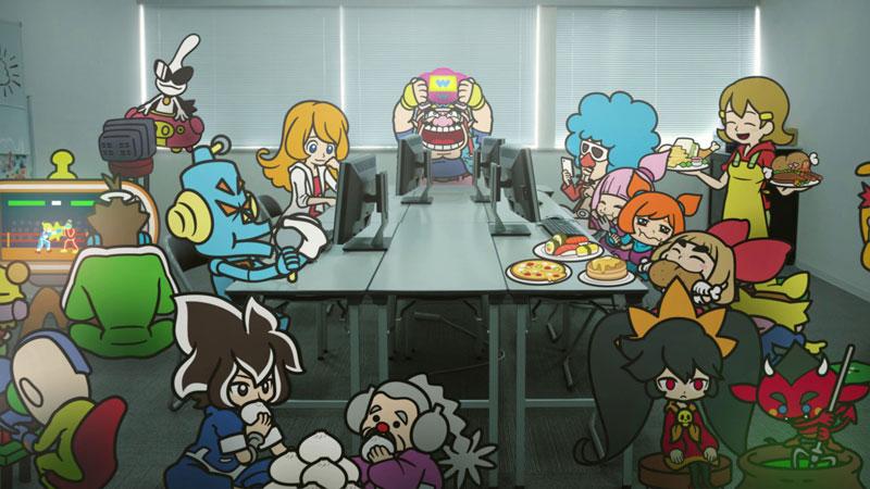 WarioWare Get It Together!  Nintendo Switch дополнительное изображение 4