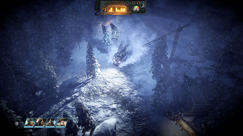 Wasteland 3 Day One Edition  PS4 дополнительное изображение 2