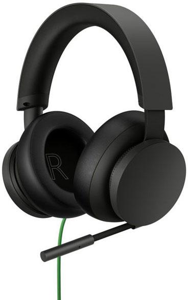 Проводные игровые наушники c микрофоном Microsoft Xbox Series  8LI-00002 дополнительное изображение 2