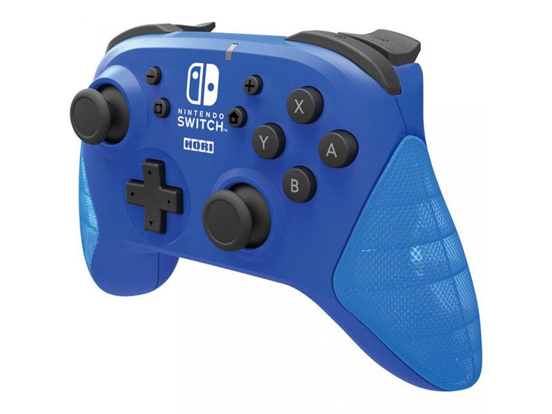 Геймпад Hori Wireless Horipad Blue  Nintendo Switch дополнительное изображение 3