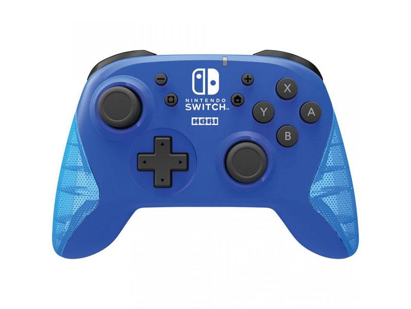 Геймпад Hori Wireless Horipad Blue  Nintendo Switch дополнительное изображение 1