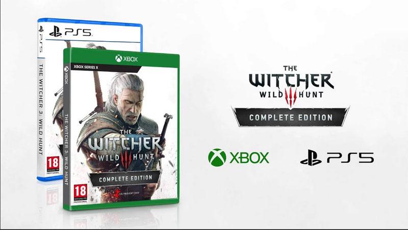 Witcher 3 Wild Hunt Ведьмак 3 Дикая охота Complete Edition  PS5  дополнительное изображение 1