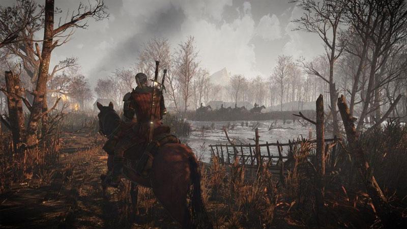 Witcher 3 Wild Hunt Ведьмак 3 Дикая охота Complete Edition  PS5  дополнительное изображение 3