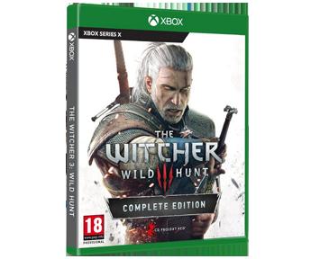 Witcher 3 Wild Hunt [Ведьмак 3: Дикая охота] Complete Edition (Xbox Series X) ПРЕДЗАКАЗ!