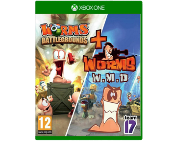 Worms Battleground and Worms W.M.D (Xbox One/Series X)