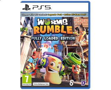Worms Rumble (Русская версия)(PS5)