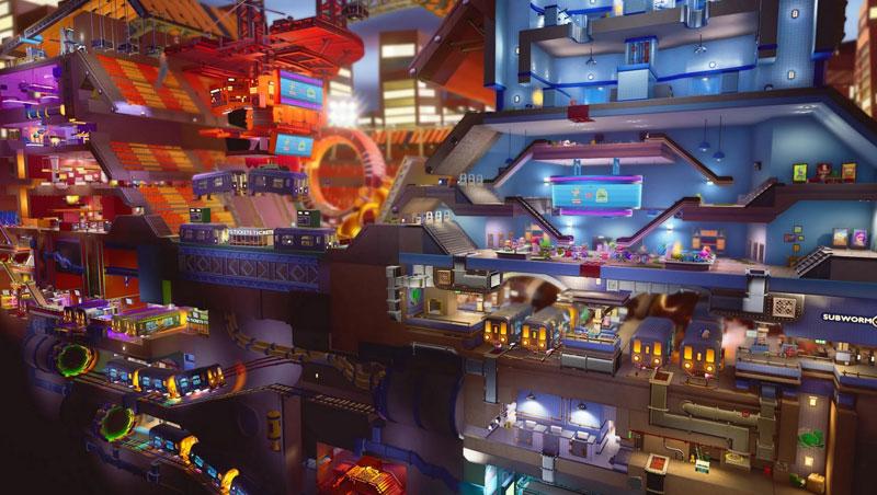 Worms Rumble  PS5 дополнительное изображение 1