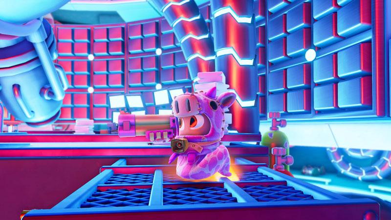 Worms Rumble  PS5 дополнительное изображение 2