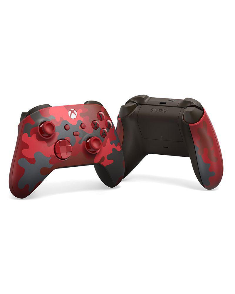 Беспроводной джойстик Xbox Wireless Controller Daystrike Camo Special Edition дополнительное изображение 3
