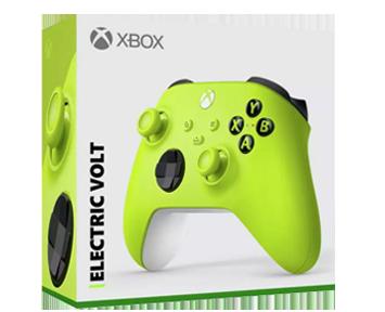 Беспроводной геймпад Microsoft Xbox Electric Volt (QAU-00022)