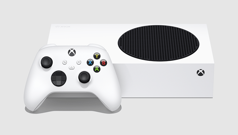 Игровая приставка Xbox Series S дополнительное изображение 2