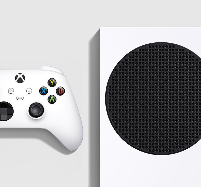 Игровая приставка Xbox Series S дополнительное изображение 3