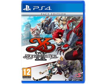 Ys IX Monstrum Nox Pact Edition (PS4)