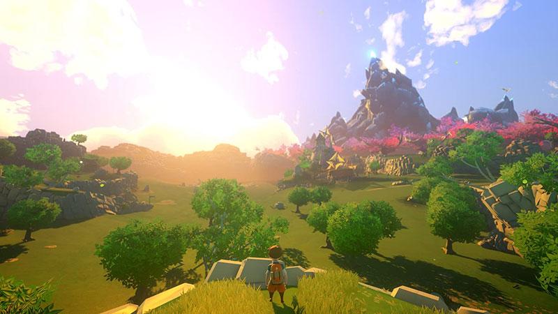 Yonder The Cloud Catcher Chronicles Enhanced Edition  PS5  дополнительное изображение 3