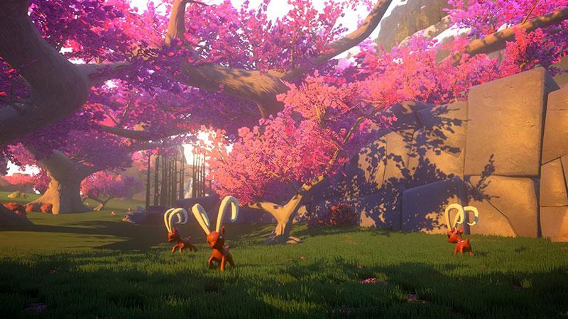 Yonder The Cloud Catcher Chronicles Enhanced Edition  PS5  дополнительное изображение 4