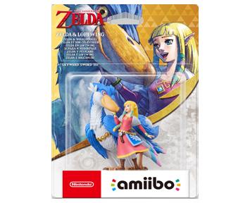 amiibo Zelda & Loftwing (Зельда и Небокрыл)[коллекция The Legend of Zelda] ПРЕДЗАКАЗ!
