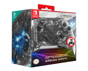 Беспроводной контроллер Afterglow (Nintendo Switch) ПРЕДЗАКАЗ!