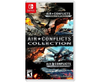 Air Conflicts Double Pack [US](Русская версия)(Nintendo Switch)