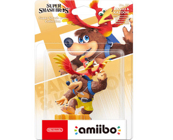 amiibo Banjo and Kazooie [Super Smash Bros Коллекция] ПРЕДЗАКАЗ!