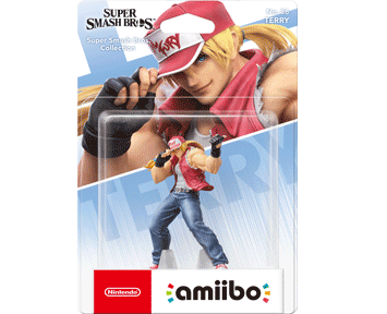 amiibo Terry [Super Smash Bros Коллекция]