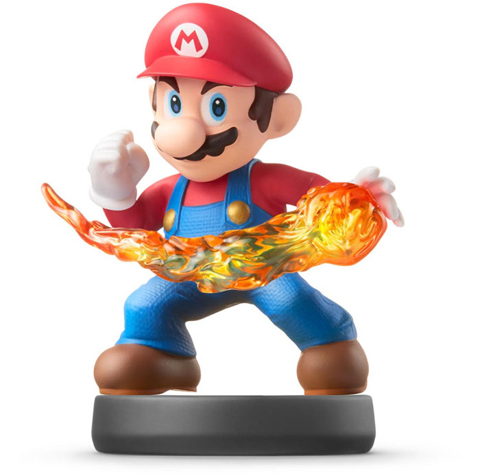 amiibo Mario Super Smash Bros Коллекция дополнительное изображение 1