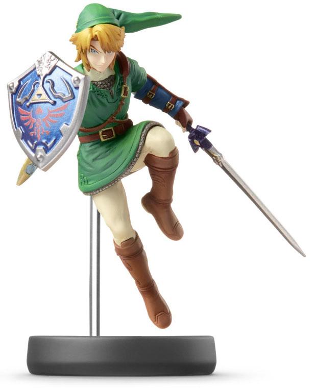 amiibo Link Super Smash Bros Коллекция дополнительное изображение 1