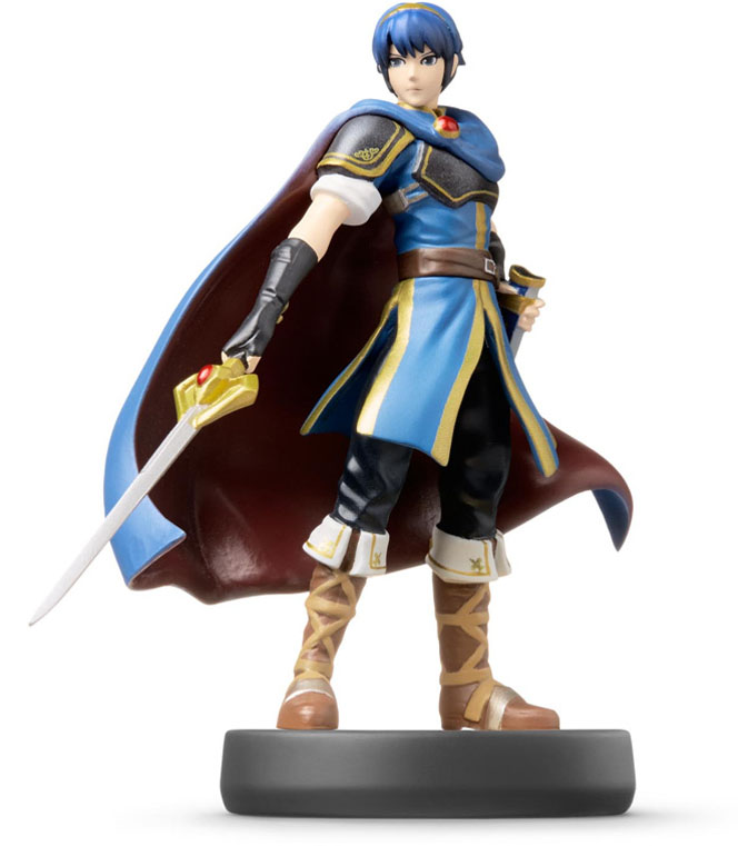amiibo Marth Super Smash Bros Коллекция дополнительное изображение 1