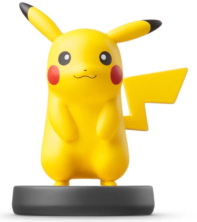 amiibo Pikachu Super Smash Bros Коллекция дополнительное изображение 1