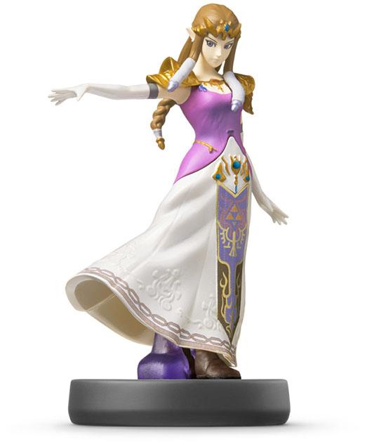 amiibo Zelda Super Smash Bros Коллекция дополнительное изображение 1
