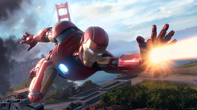 Marvel Мстители Deluxe Edition Avengers PS4 дополнительное изображение 1