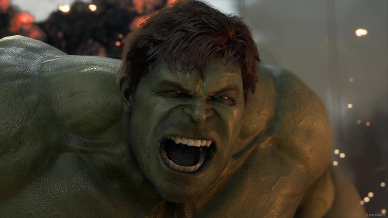 Marvel Мстители Deluxe Edition Avengers PS4 дополнительное изображение 2