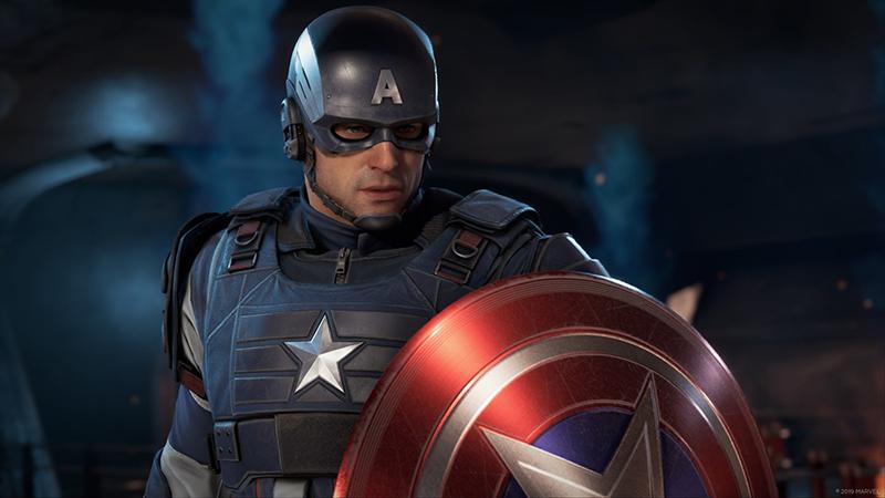 Marvel Мстители Deluxe Edition Avengers PS4 дополнительное изображение 3