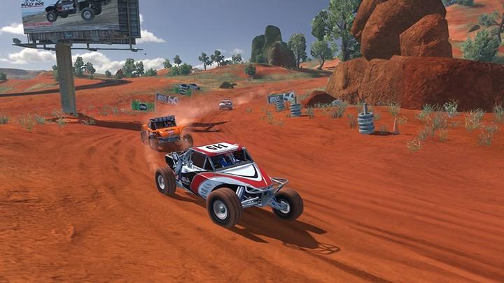 Baja Edge of Control HD  Xbox One/Series X дополнительное изображение 3
