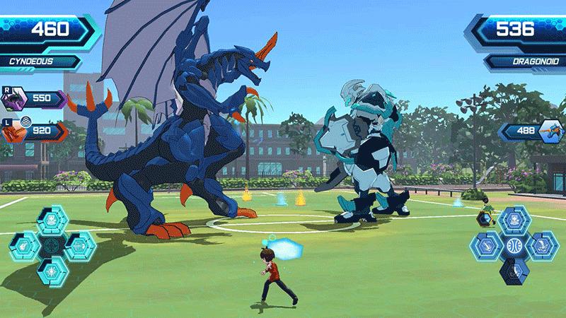 Bakugan Champions of Vestroia  Nintendo Switch дополнительное изображение 3