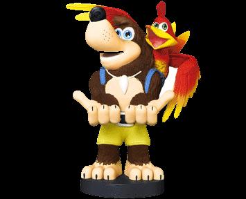 Держатель Banjo Kazooie Cable Guy — Controller and Device Holder (20 cм)