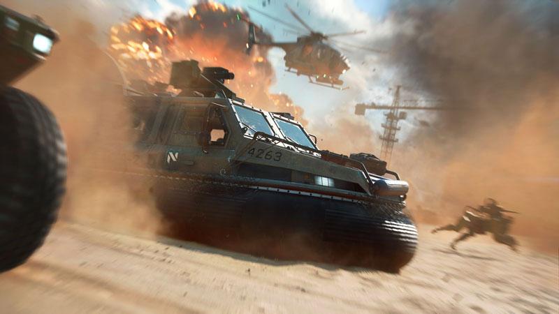Battlefield 2042  PS4  дополнительное изображение 1