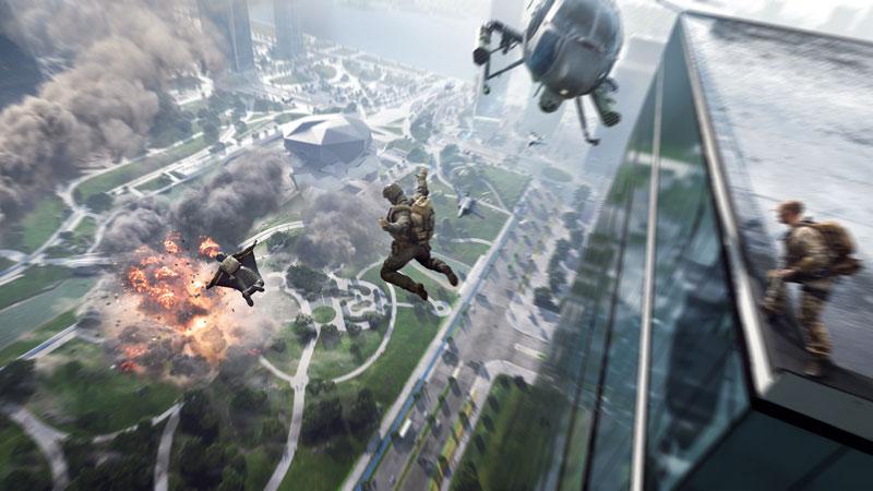 Battlefield 2042  PS4  дополнительное изображение 2